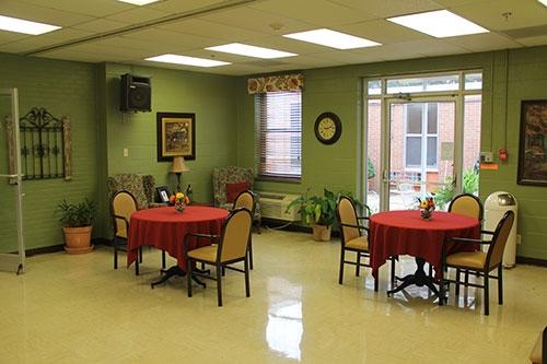 Alamo Nursing and Rehabilitation Center Location Image